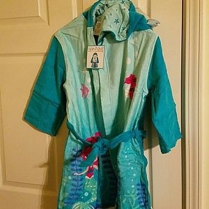 Other - Kids Hooded Robe Towel